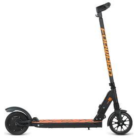 """Электросамокат Forward Tiger, колеса 8"""", P 24V250W, 20км/ч, цвет черный/оранжевый"""