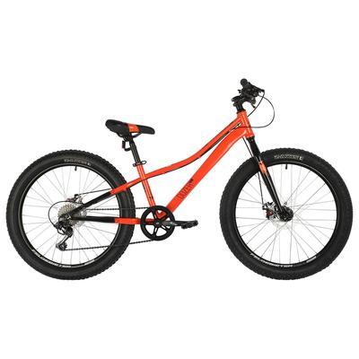 """Велосипед 20"""" Novatrack Dozer STD, 2021, цвет оранжевый, размер 12"""" - Фото 1"""