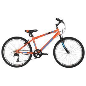 Велосипед 24' Foxx Mango, цвет оранжевый, размер 12' Ош