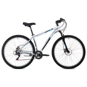 """Велосипед 27,5"""" Foxx Aztec D, цвет серебристый, размер 18"""""""