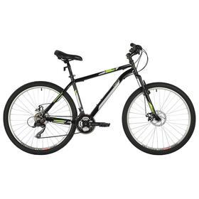 """Велосипед 27,5"""" Foxx Aztec D, цвет черный, размер 20"""""""