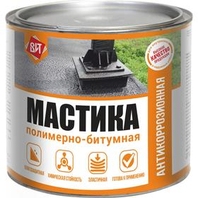 Мастика полимерно-битумнаяВИТ 1,6кг ж/банка Ош