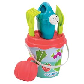 Детский набор для песочницы «Садовое ведерко», с аксессуарами