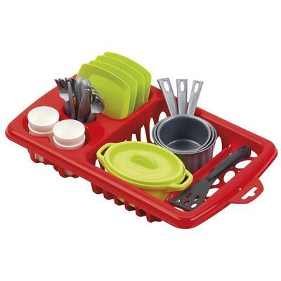 Набор детской посуды в сушилке - Фото 1