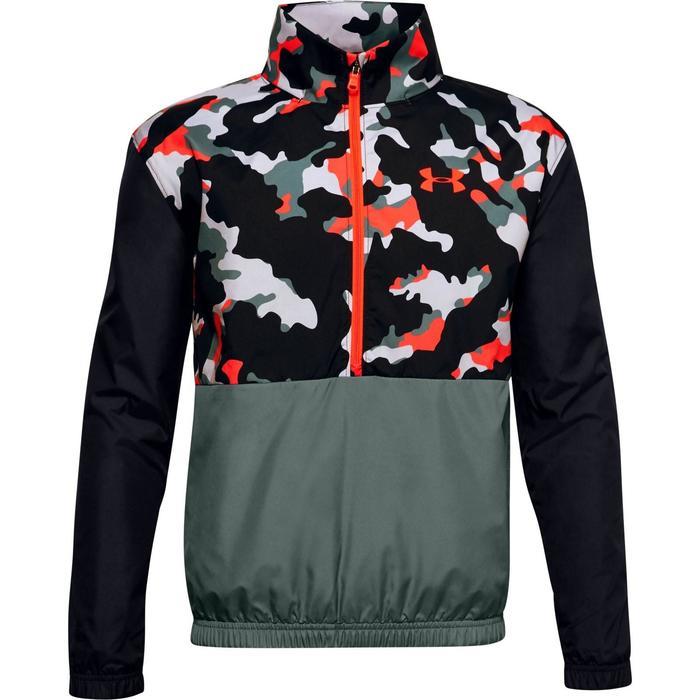 Анорак для мальчика Under Armour Mesh Lined Jacket, рост 151-156 см (1351814-424)