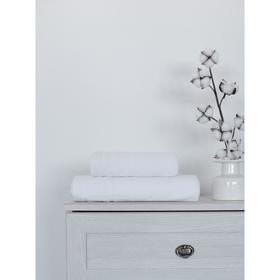 Полотенце Greece, размер 50x90 см, цвет белый