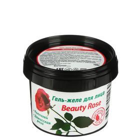 Гель-желе для лица Beauty Rose, 100 мл