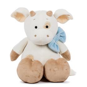 Мягкая игрушка «Коровка Bella», c бантом, 27 см