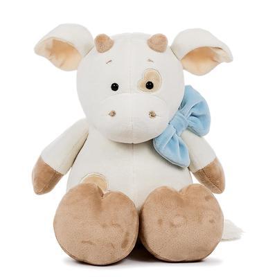 Мягкая игрушка «Коровка Bella», c бантом, 27 см - Фото 1