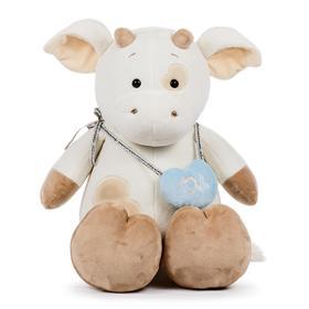 Мягкая игрушка «Коровка Bella», c сумкой, 33 см