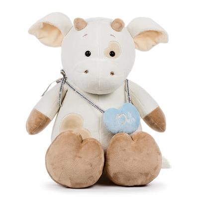 Мягкая игрушка «Коровка Bella», c сумкой, 33 см - Фото 1