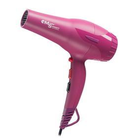 Фен Mark Shmidt 8862, 2200 Вт, 3 скорости, 3 температурных режима, розовый
