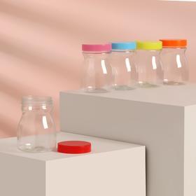 Бутылочка для хранения, 55 мл, цвет МИКС Ош