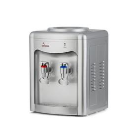 Кулер для воды APEXCOOL 26 TD, нагрев и охлаждение, 550/70 Вт, серебристый