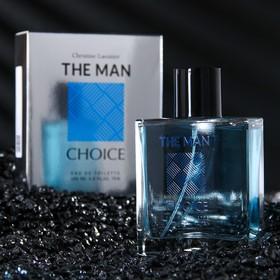 Туалетная вода мужская The Man Choice, 100 мл