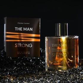 Туалетная вода мужская The Man Strong, 100 мл