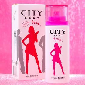 Туалетная вода женская City Sexy Sexy, 60 мл