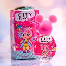 Детская душистая вода City Funny Doll ДВ 30 мл , 30 мл