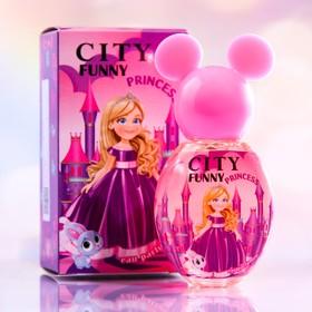 Детская душистая вода City Funny Princess ДВ 30 мл , 30 мл