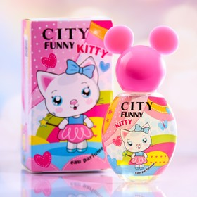 Детская душистая вода City Funny Kitty ДВ, 30 мл