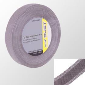 Лента перфорированная, 25 мм, для сотового поликарбоната 4-6 мм, рулон 4,5 м Ош