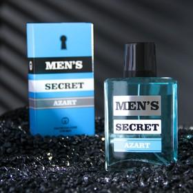 Одеколон мужской MEN'S SECRET AZART, 95 мл