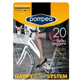 Чулки женские PM HBS GB 20 den, цвет black, размер 3-4