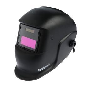 Маска сварщика RedVerg RD-WM 305, хамелеон, внешняя регулировка, экран 90х35 мм, 4/11 DIN