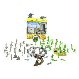 Игровой набор «Большой набор солдатиков»