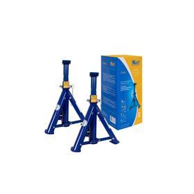 Опора страховочная KRAFT KT 800060, складная, 2 т, 2 шт., 275-365 мм Ош