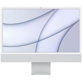 Моноблок Apple iMac 24' (MGTF3RU/A), Retina, 4.5K, M1, 8 Гб, SSD 256 Гб, серебристый Ош