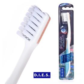 Зубная щётка D.I.E.S. Pearl средняя жесткость
