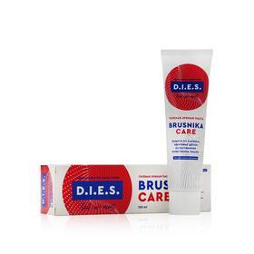 Зубная паста D.I.E.S. Brusnika Care, 100 мл