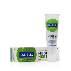 Зубная паста D.I.E.S. Medical herbs, 100 мл