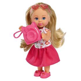 Кукла «Еви - Маленькая путешественница», 12 см