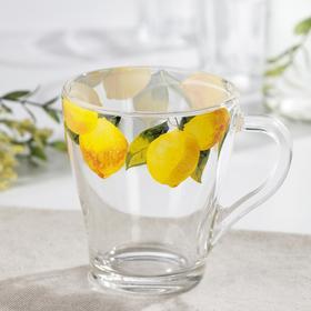 Кружка «Лимоны», 250 мл