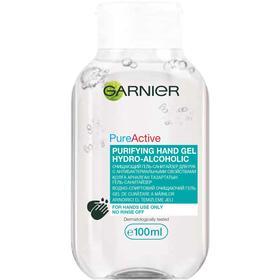 Очищающий гель-санитайзер для рук Garnier с антибактериальными свойствами, 100 мл