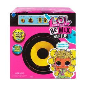 Куколка Remix Hairflip