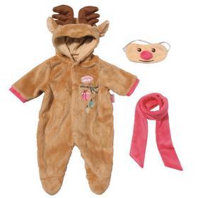 Комплект одежды для куклы «Северный олень»