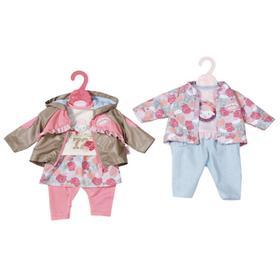 Комплект одежды для куклы «Для прогулки», МИКС