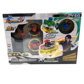 Игровой набор Black Shadow Dragon и Combo-кольцо Hurricane Dragon