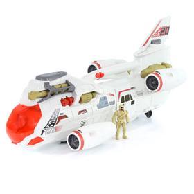 Игровой набор «Галактический крейсер Проект F20-21»