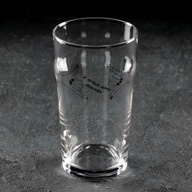 Бокал для пива «Лучше дома», 570 мл
