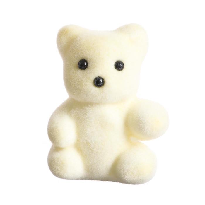 Игрушка Мишутка, цвет белый