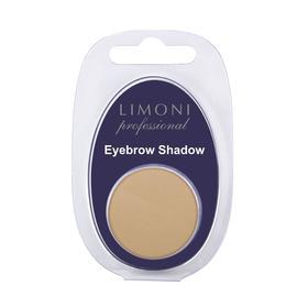 Тени для бровей Limoni Eyebrow Shadow 01