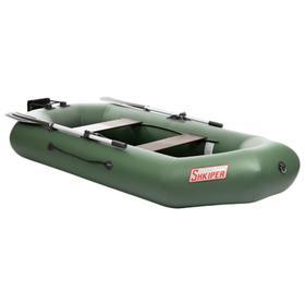 Лодка «Шкипер 260 НТ», цвет олива