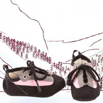 Ботинки текстильные, для куклы 42-50 см - Фото 1