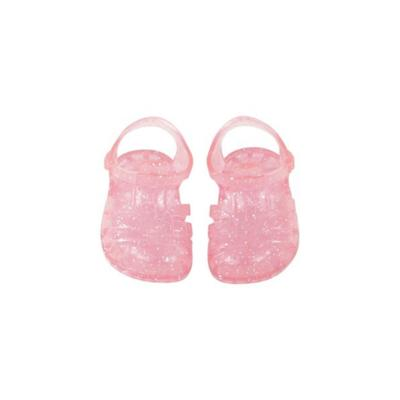 Сандалии резиновые розовые, для куклы 42-50 см - Фото 1