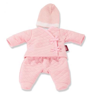 Одежда на прогулку, розовая, для куклы 30-33 см - Фото 1