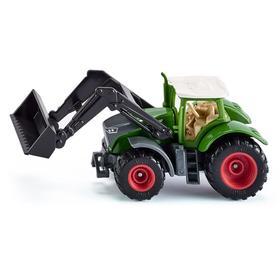 Трактор Fendt 1050 Vario с фронтальным погрузчиком